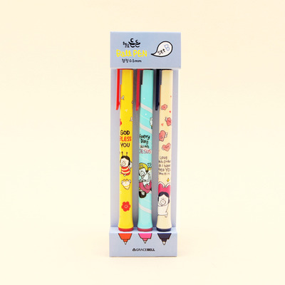 GRACEBELL Hello Dundun ball point set B