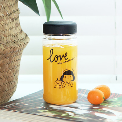 Hello Jane Eco Mini Bottle 09. Love each other