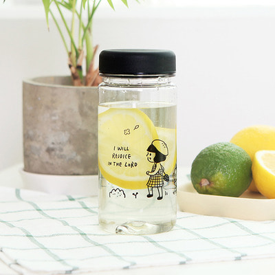 Hello Jane Eco Mini Bottle 06.Walk together