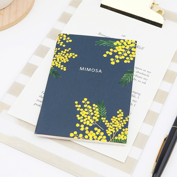 GRACEBELL Flower Blossom Notes S size 05.Mimosa