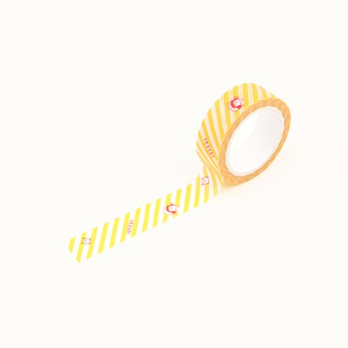 GRACEBELL Hello Jane Washi masking tape 05.Stripe