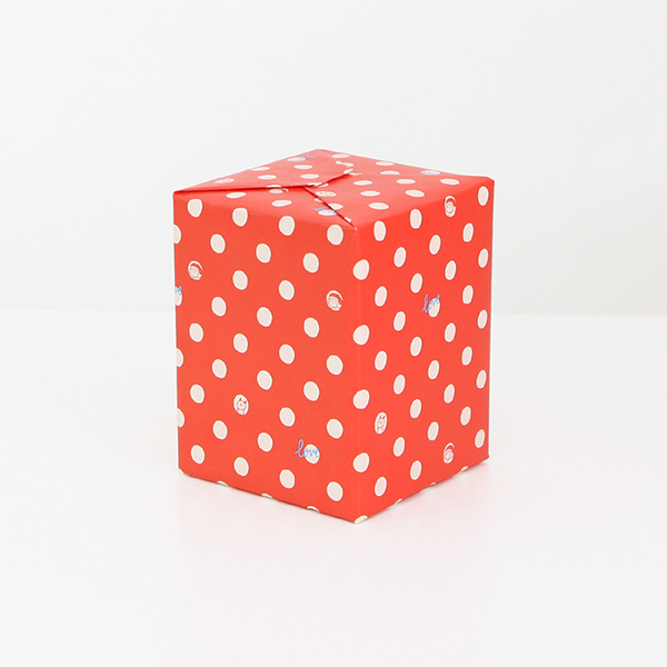 GRACEBELL Wrapping paper ver.2 04.Dot