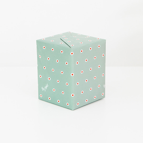 GRACEBELL Wrapping paper ver.2 18.Mint Green