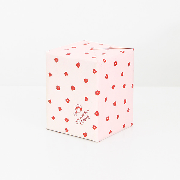 GRACEBELL Wrapping paper ver.2 05.Red Flower