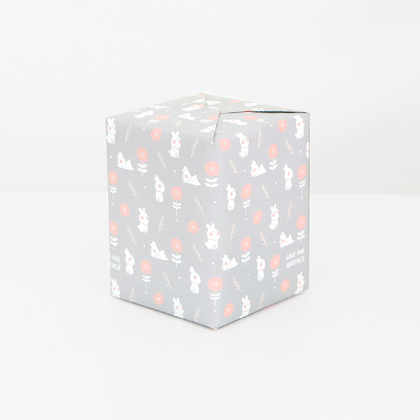 GRACEBELL Wrapping paper ver.2 08.Rabbit