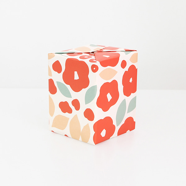 GRACEBELL Wrapping paper ver.2 14.Blooming