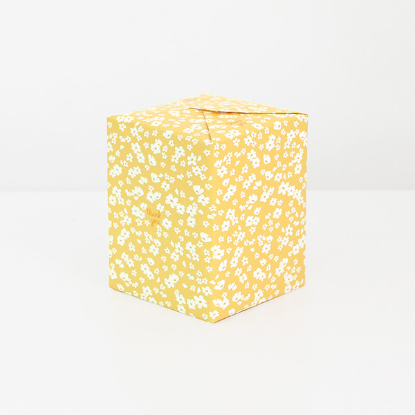GRACEBELL Wrapping paper ver.2 09.Yellow