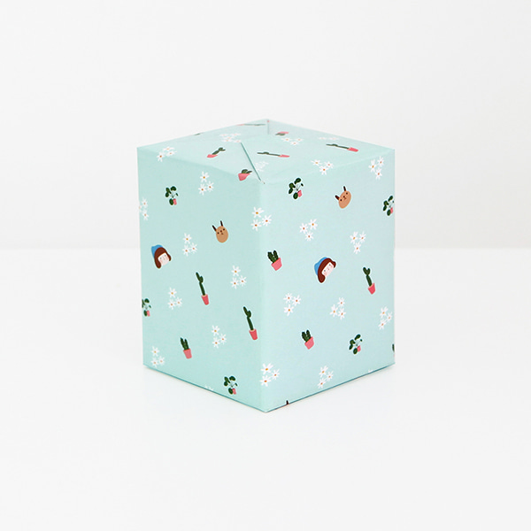 GRACEBELL Wrapping paper ver.2 06.Cactus
