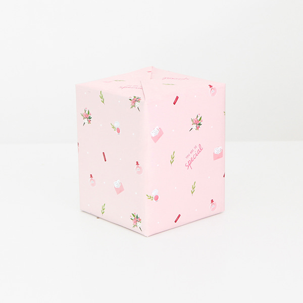 GRACEBELL Wrapping paper ver.2 07.Bouquet