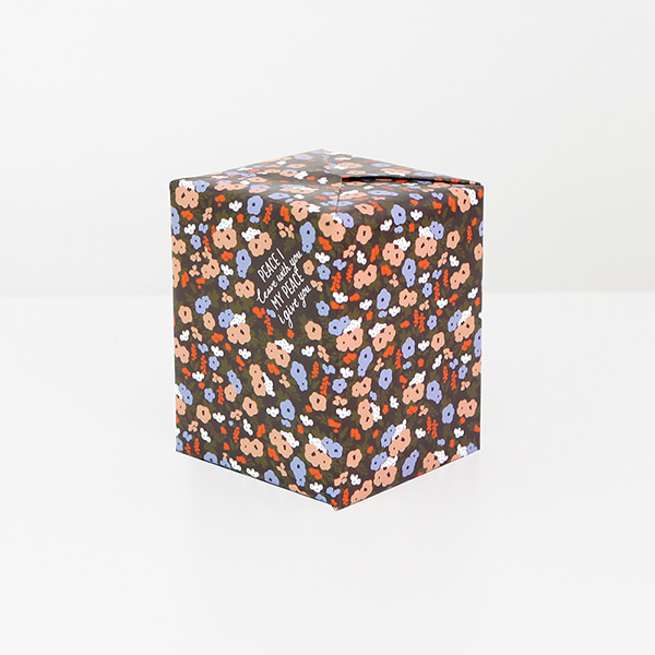 GRACEBELL Wrapping paper Ver.2 16.Vintage Garden