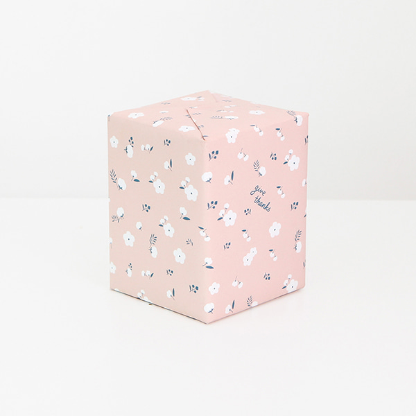 GRACEBELL Wrapping paper ver.2 10.Light Pink