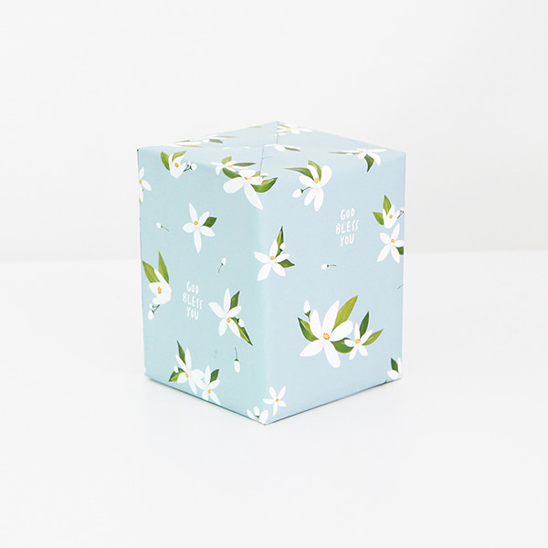 GRACEBELL Wrapping paper ver.2 12.Light Blue
